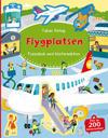 Flygplatsen : pysselbok med klistermärken