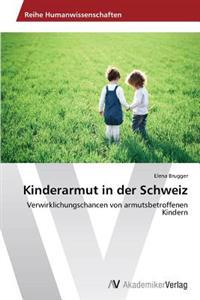 Kinderarmut in Der Schweiz