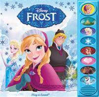 Disney Frost : saga med 8 ljudknappar