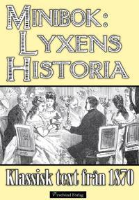 Minibok: Lyxens historia 1870