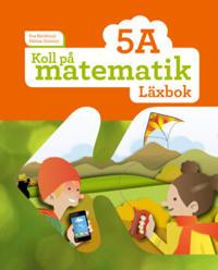 Koll på matematik 5A Läxbok