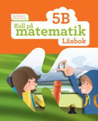 Koll på matematik 5B Läxbok