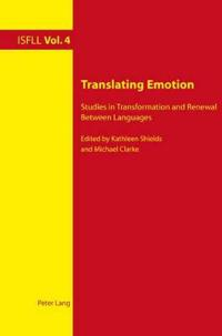 Translating Emotion