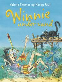 Winnie under vand
