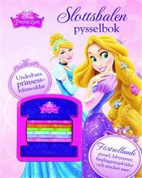Disney prinsessor : slottsbalen pysselbok