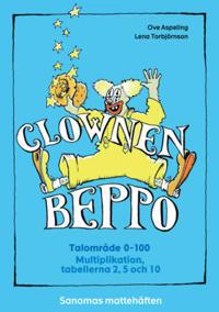 Clownen Beppo (5-pack) Ny upplaga