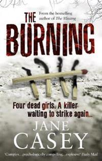 Burning - (maeve kerrigan 1)