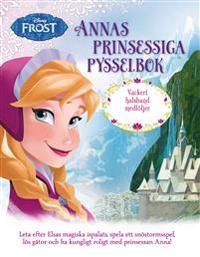 Disney Frost. Annas prinsessiga pysselbok