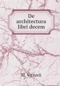 de Architectura Libri Decem