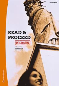 Read & Proceed Interactive - Elevpaket (Bok + digital produkt) - Engelska 6