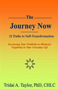 The Journey Now: 21 Paths to Self-Transformation: Increasing Your Positivity to Minimize Negativity in Your Everyday Life