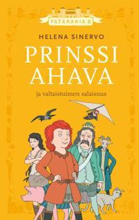 Prinssi Ahava ja valtaistuimen salaisuus