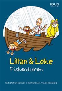 Lillan & Loke. Fiskeoturen