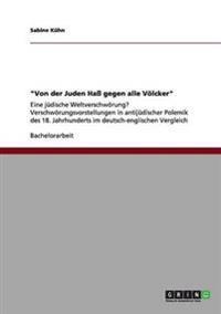 """""""Von Der Juden Hass Gegen Alle Volcker"""""""