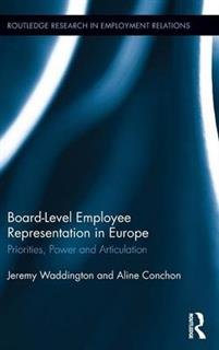 Board-Level Employee Representation in Europe