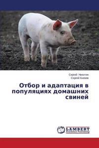 Otbor I Adaptatsiya V Populyatsiyakh Domashnikh Sviney