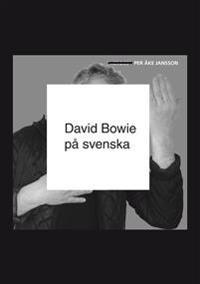 David Bowie på svenska