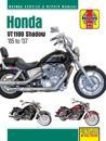 Haynes Honda VT1100 Shadow V-Twins '85 to '07 Service and Repair Manual