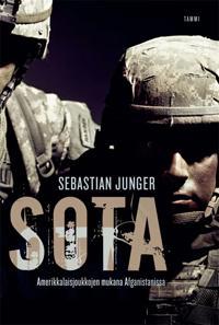 Sota - Amerikkalaisjoukkojen mukana Afganistanissa
