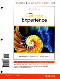 College Experience Compact, The, Student Value Edition Plus New Mystudentsuccesslab -- Access Card Package