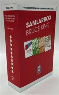 Bruce King - Fyra böcker som kan dubbla din försäljning Samlarbox