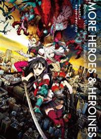 More Heroes and Heroines: Japanese Video Game + Animation Illustration