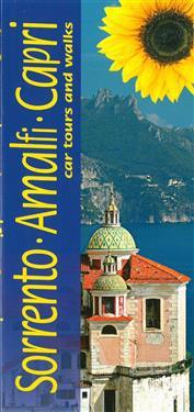 Sunflower Landscapes of Sorrento, Amalfi and Capri