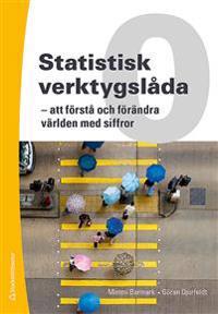 Statistisk verktygslåda 0 - - att förstå och förändra världen med siffror (bok + digital produkt)