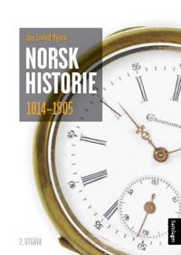 Norsk historie 1814-1905