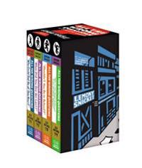 All the Wrong Questions: A Complete Mystery Gift Set