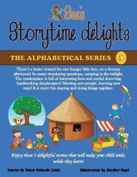 Sue's Storytime Delights: Once Upon a Funny, Sunny, Dreamy Afternoon, Camping in the Twilight, the Busy Market Place, the Beautiful Song of the