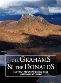 Grahams & the donalds - scottish mountaineering club hillwalkers guide