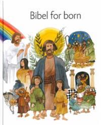Bibel for born (nynorsk) - Karin Karlberg, Inga Wernolf, Lisa Östh pdf epub