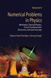 Numerical Problems in Physics