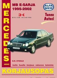 Mercedes-Benz E-sarja 1995-2002