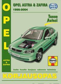 Opel Astra amp; Zafira 1998-2004