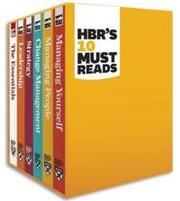 HBR's 10 Must Reads