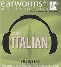 Rapid Italian, Vols. 1-3