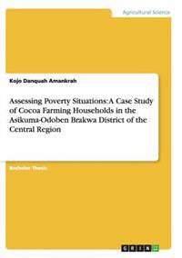 Assessing Poverty Situations