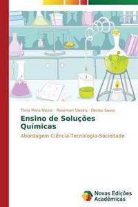 Ensino de Solucoes Quimicas