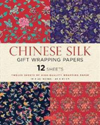 handicraft sheets for packing and crafting magenta-pink gift wrapping paper flower silk Silk Paper CERISE