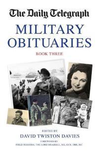 Book of Military Obituaries Book Three: Book 3
