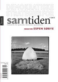 Samtiden. Hefte 1 2015