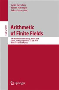 Arithmetic of Finite Fields