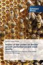 Impact of Bee Pollen on Broiler Growth Performance and Meat Quality