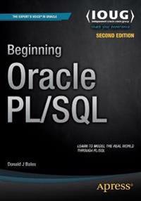 Beginning Oracle PL/SQL