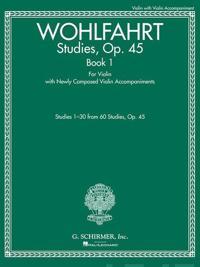 Studies, Op. 45