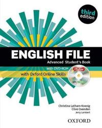 English File: Advanced: Student's Book with iTutor and Online Skills