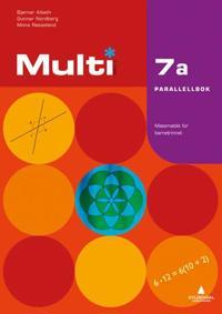 Multi 7a, 2.utgave