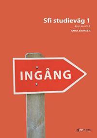Ingång Sfi studieväg 1, övningsbok